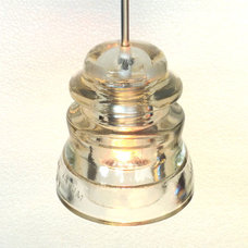 Traditional Pendant Lighting by Railroadware