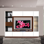 Tristan Entertainment Center Wall Uni - Description: