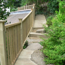 Eclectic Landscape by Kingfisher Decking