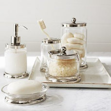 Traditional Soap & Lotion Dispensers by Pottery Barn