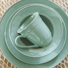 Contemporary Dinnerware by Pottery Barn