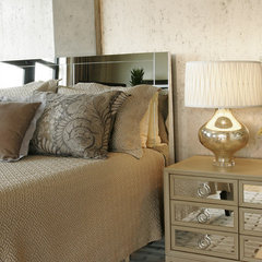 contemporary bedroom by Kimberlee Jaynes