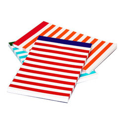 "Kate Spade - Kate Spade Bold Stripe Notepad Set - Keep your office running smoothly by writing things down. Using a different boldly striped pad for different things makes it easy to stay organized. Set of three - 50 page each - 7""H X 5""W"