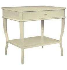 traditional side tables and accent tables by The Hickory Chair Furniture Co.