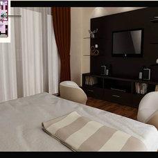 Modern Bedroom by Innovative Solutions