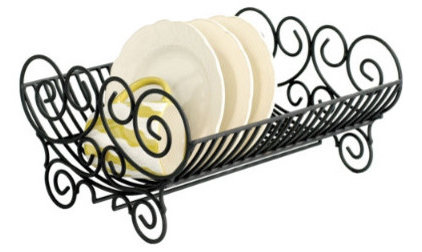 traditional dish racks by Ballard Designs