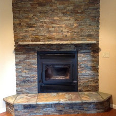 Traditional Living Room by Pacific Hearth & Home
