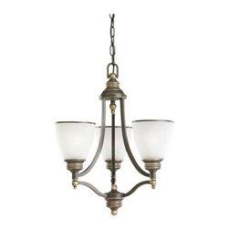 Sea Gull Lighting - Mini Chandelier - Sea Gull Lighting 31349-708  in Estate Bronze