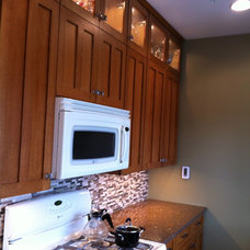Traditional Kitchen by Baltimore HouseWrights