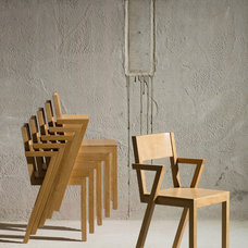 Contemporary Chairs by horizon furniture
