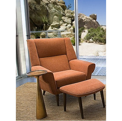 Modern Armchairs The David Chair by Christopher Kennedy