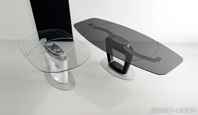 Modern Dining Tables by Jensen-Lewis Furniture
