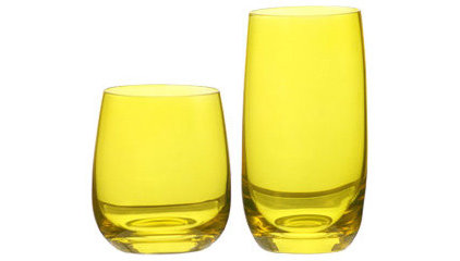 Contemporary Everyday Glassware by Heal's