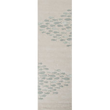 Beach Style Area Rugs by Indeed Decor