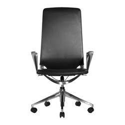 Wobi Office - Wobi Marco Highback Chair (Fixed Arms) - Description: