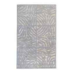 Candice Olson - Candice Olson Modern Classics Animal Hand Tufted Wool Rug X-85-5391NAC - Mention the two words Divine and Design to anyone and the name Candice Olson immediately comes to mind. Her impeccable talent for design and her overwhelming charisma have made her a household name. Hand-tufted in India of 100% New Zealand wool, the pattern is graphic and flowing in an array of Taupe and Mushroom.