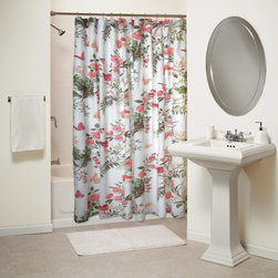 Other Brands - Greenland Home Fashions Butterflies 72 x 72 Shower Curtain - GL-0910ASHW - Shop for Home Furnishings and Accents from Hayneedle.com! About Greenland Home FashionsFor the past 16 years Greenland Home Fashions has been perfecting its own approach to textile fashions. Through constant developments and updates - in traditional country and forward-looking styles the company has become a leading supplier and designer of decorative bedding to retailers nationwide. If you're looking for high quality bedding that not only looks great but is crafted to last consider Greenland.