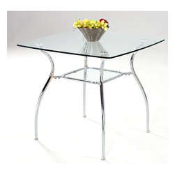 Square Glass Top Dining Table Dining Tables Find Square