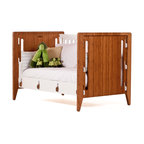 Crib - Bam B. Daybed - Bam B. Companion Crib - Daybed Conversion