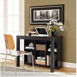 Altra Parsons Desk with Bookcase -
