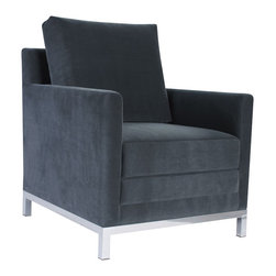 My Chic Nest: Lounge Chairs - Jordan Lounge Chair:
