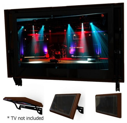 Modern Home Electronics by Hidden Vision TV Mounts