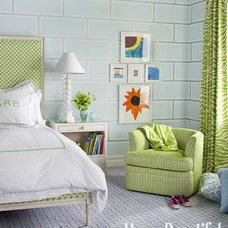 Interior Design Color Ideas - Colorful Room Decorating Ideas - House Beautiful
