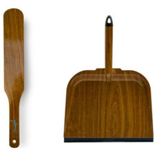 Contemporary Mops Brooms And Dustpans by Bobby Berk Home