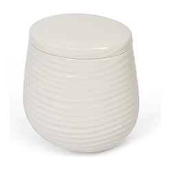 Kassatex Mojave Collection Cotton Jar
