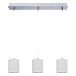 Elements 3-Light Linear Pendant