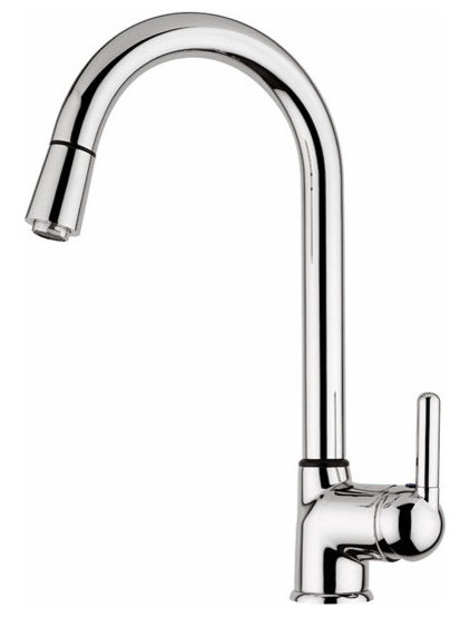 Contemporary Kitchen Faucets by Fixture Universe