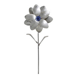 Forked Up Art - Thalia - Flower - A great display for the garden!
