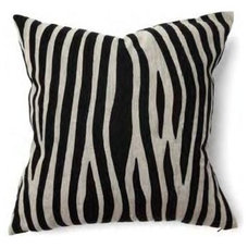 Eclectic Decorative Pillows by Details of Design