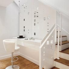 Modern Staircase by Jonathan Cutler, AIA