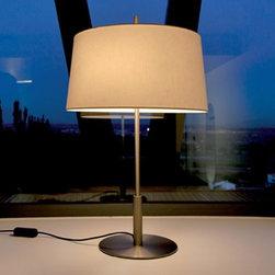 Santa & Cole - Santa & Cole | Diana Menor Table Lamp - Design by Federico Correa, Alfonso Mila and Miguel Mil&aacute, 1995.