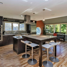 Contemporary Kitchen Private Residence
