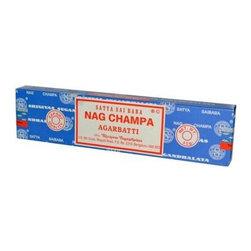 Sai Baba Nag Champa Agarbatti Incense - 40 G - Case Of 12 - Sai Baba Nag Champa Agarbatti Incense Description: