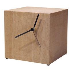 Tothora Quadra 15 Rustic Table Clock - Quadra 15 Rustic Table Clock