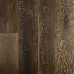 Custom French Oak Wood Flooring - Custom European Wood Flooring