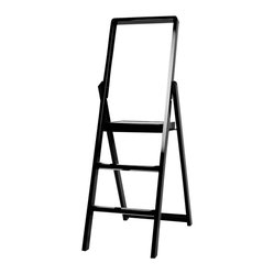 Step Ladder by Karl Malmvall - Black