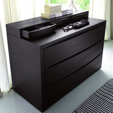 Contemporary Dressers Chests And Bedroom Armoires by modernpalette