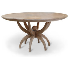 Transitional Dining Tables by Kathy Kuo Home