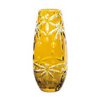 Dale Tiffany - New Dale Tiffany Small Vase Amber DY-6 - Product Details