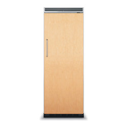 """Viking 30"""" Built-in All-freezer, Custom Panel Right Hinge 