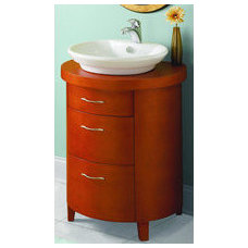 Floor Standing Vanities In Stock and On Sale Now at FaucetDirect.com
