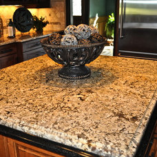 Kitchen Countertops by Carolina Custom Kitchen and Bath