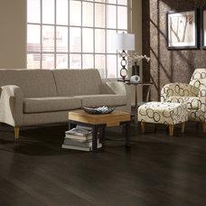 Modern Wood Flooring by Burroughs Hardwoods Inc.