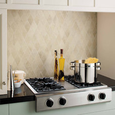 American Olean Costa Rei Harlequin Glazed Mosaic in Sabbia Dorato & Reviews | Wa