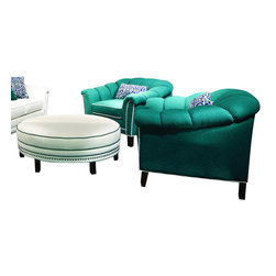 Chelsea Home Furniture - Chelsea Home 4-Piece Living Room Set in Heavenly Oyster with Accent Pillows - Channel 4-Piece living room set in Heavenly Oyster with Accent Pillows belongs to the Chelsea Home Furniture collection