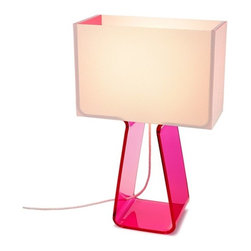 Pablo Tube Top Table Lamp, Colors, Table Lamp -